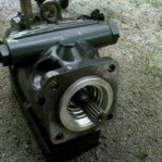 Main Pump Komatsu PC75