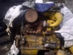 Engine Komatsu S6D 110