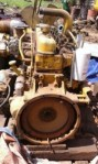 Engine Komatsu WA 350-1 (S6D 110)