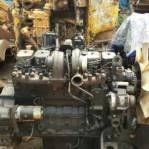 Engine Kopmatsu PC200-7