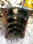 Cylinder Block Komatsu 4D 102