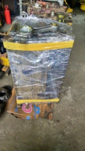 Cylinder Block Komatsu 6D 102