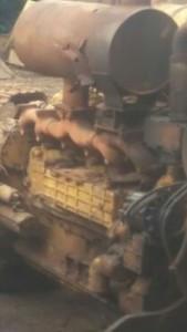Engine Komatsu 6D 125-1 ( D65-8 ) STD