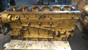 Cylinder Block Komatsu SAA 6D 140E-5